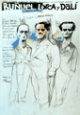 Cartel Buñuel, Lorca y Dalí. Teatro del Temple