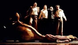 Buñuel, Lorca y Dalí.