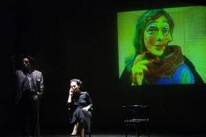 Picasso adora la Maar. TEMPLE AUDIOVISUAL . TEATRO DEL tEMPLE