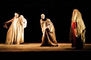 Macbeth & Lady Macbeth. Teatro del Temple