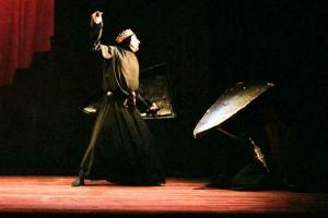 Macbeth & Lady Macbeth. Teatro del Temple