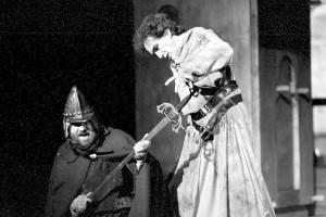 Rey Sancho. Teatro del Temple