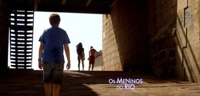 Os Meninos do Rio. Dirección Javier Macipe (2013) Coproducción hispano-portuguesa.