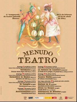 Cartel Menudo Teatro