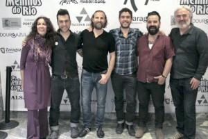 Estreno Os Meninos con Javier Macipe, Riot Films y equipo Temple