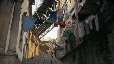 Os Meninos do Rio. Dirección Javier Macipe. Coproducción hispano-portuguesa.