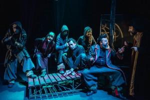 La vida es Sueño / Teatro del Temple