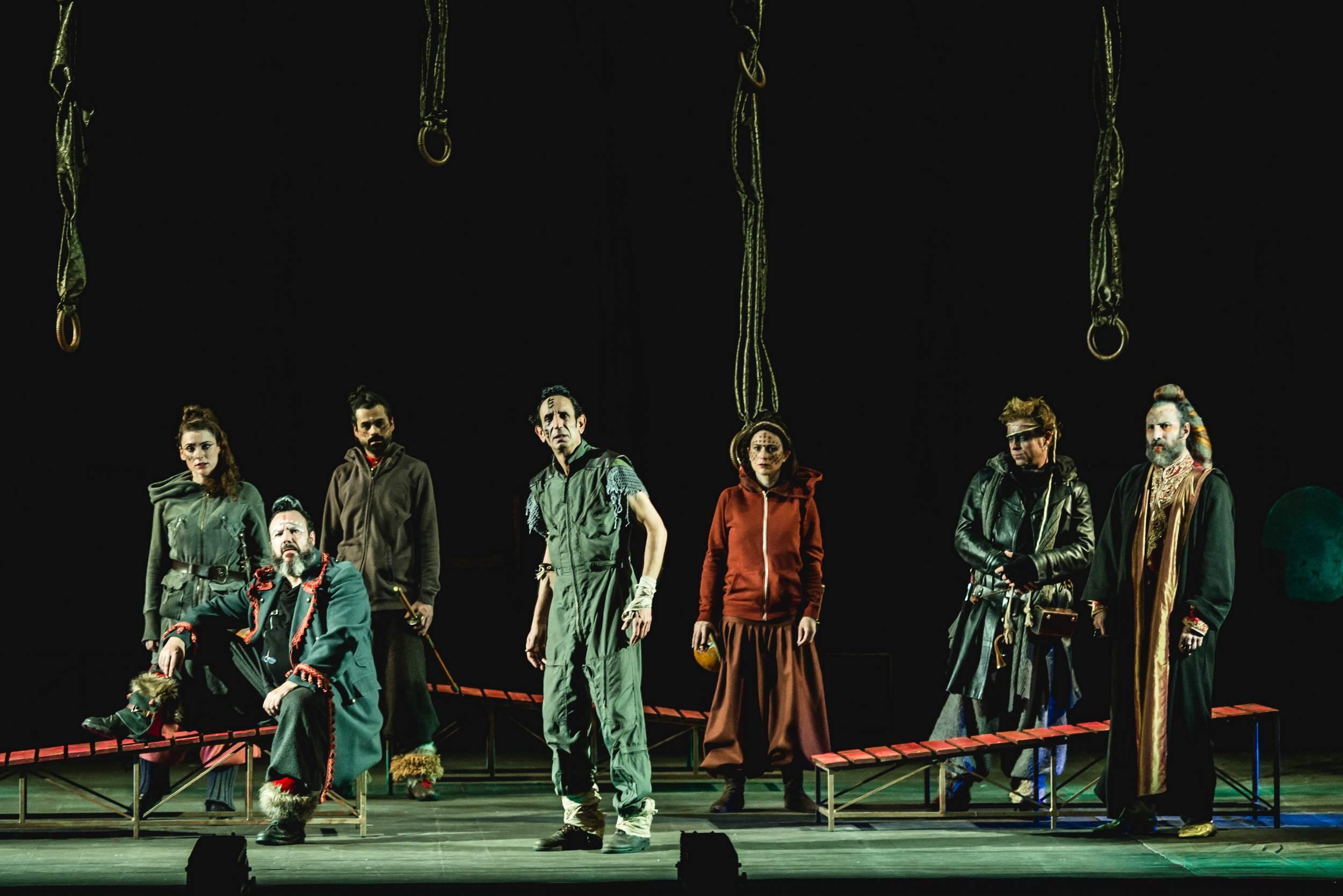 «La vida es Sueño» de Calderón de la Barca / Teatro del Temple