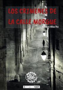 cartel-Los crimenes-calle-Morgue
