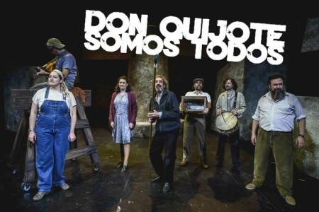 «Don Quijote somos todos»