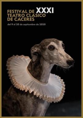 Cartel Festival de Cáceres